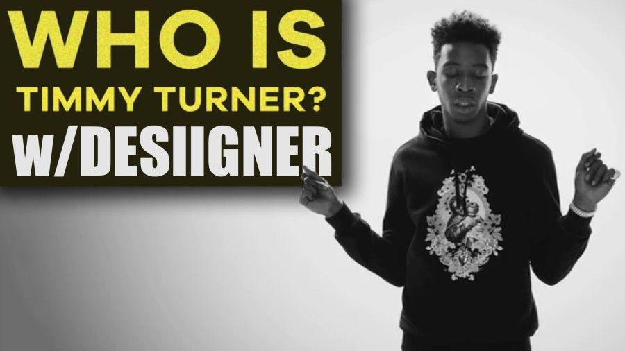 Desiigner explique la signification de Timmy Turner