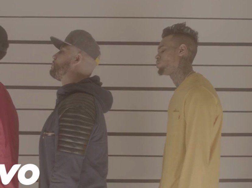 DJ Drama abandonne la vidéo pour «Wishing» f. Chris Brown, Skeme et Lyquin