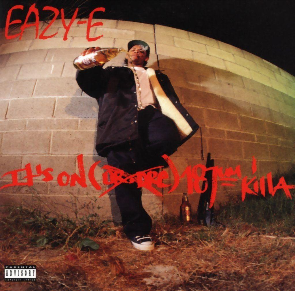 Eazy-E's 'Es ist an (Dr. Dre) 187um Killa' 22 Jahre später!